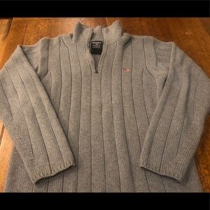 Ralph Lauren Polo Jeans Co. cable knit sweater.